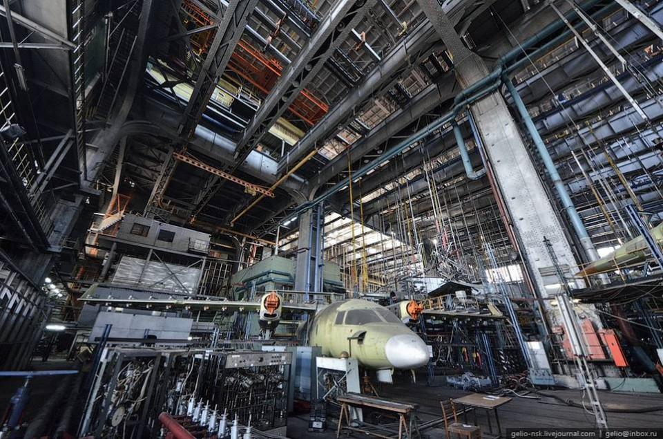 Сибирский научно-исследовательский институт авиации | NewsInPhoto.ru Новости и репортажи в фотографиях (9)