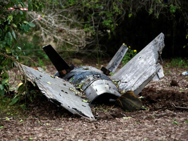 Израиль попросил Россию о помощи после потери истребителя