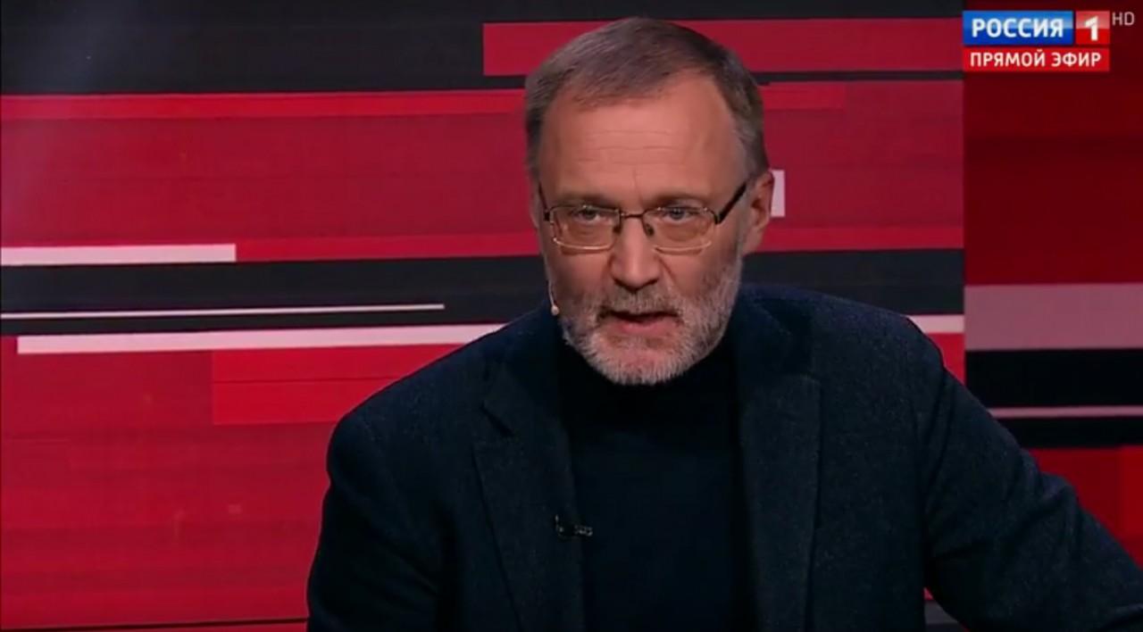 Михеев рассказал, почему Украина пугает Италию «кремлевской бабайкой»
