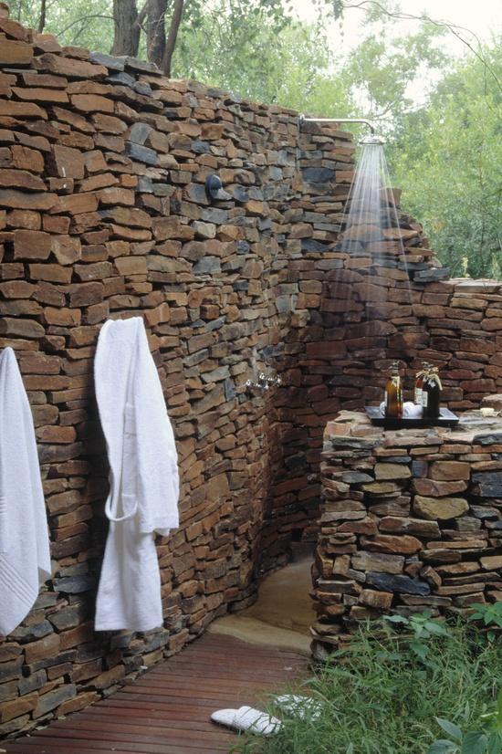 Летний душ. Подборка вариантов....