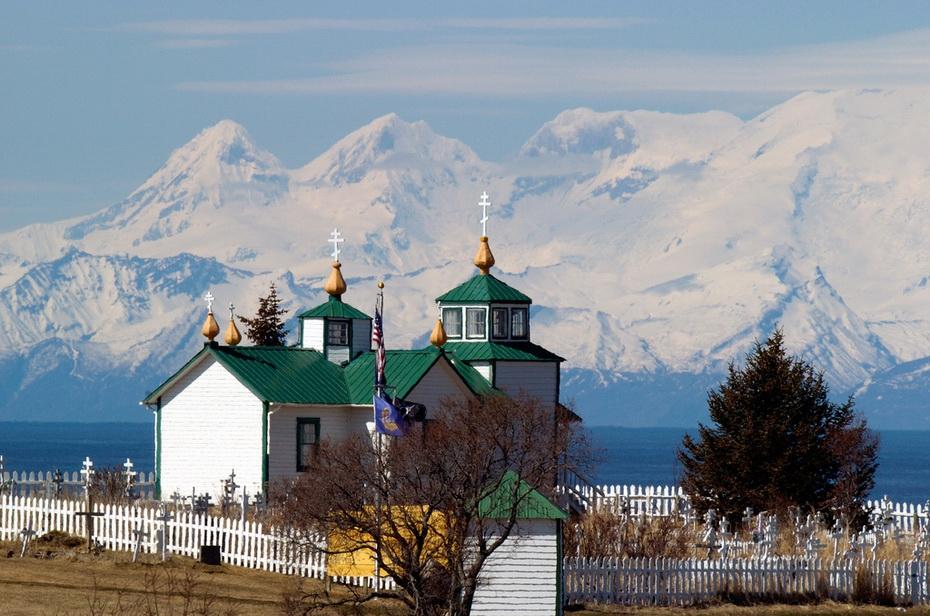Аляска отделится от США и пр…