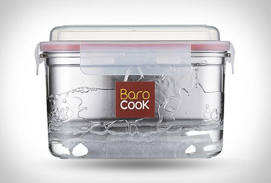 Революционная кулинария Baracook