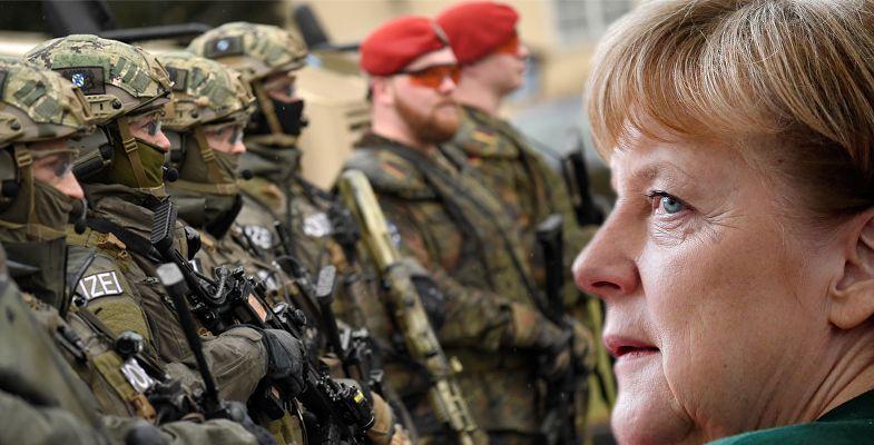 Меркель выступила за разрыв …