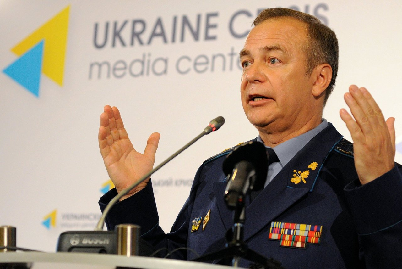 Украинский генерал пугает планами России «дойти до Днепра»