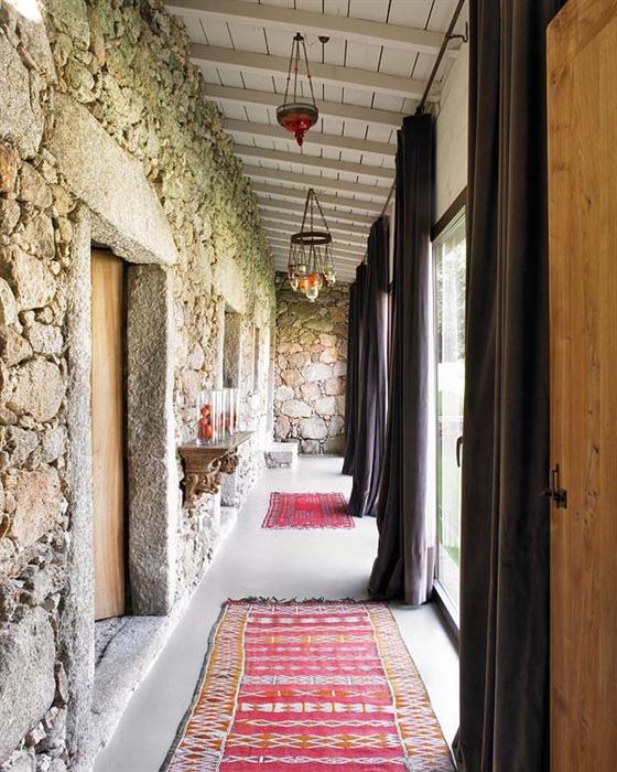 Декор помещений: кирпичные и каменные стены в интерьере