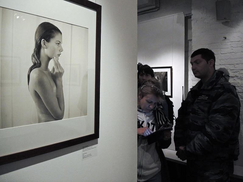 Без смущения: в Москву возвращается скандальная выставка Джока Стерджеса