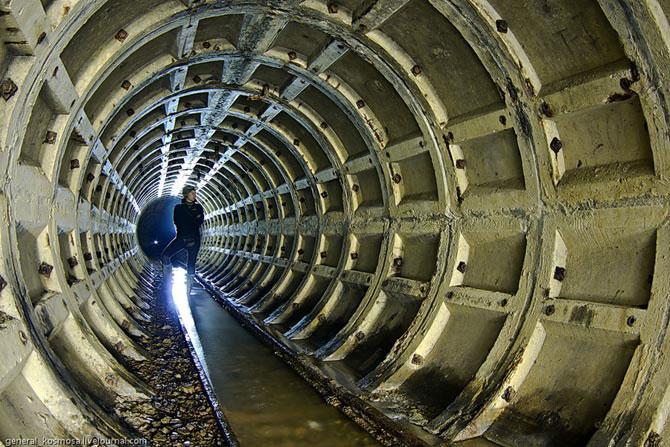 Подземелья Одессы