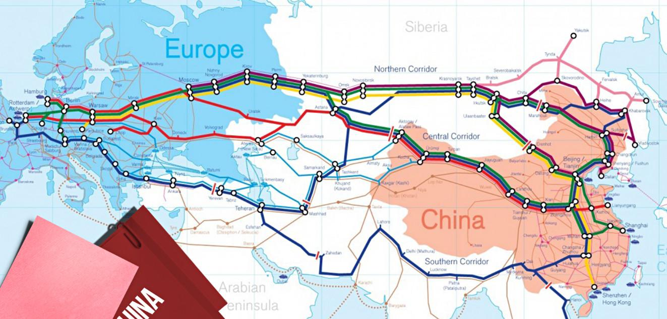 США и Шелковый путь: Пекин и…