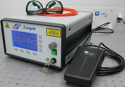 Снежинские ученые разработали тулиевый лазер для медицины