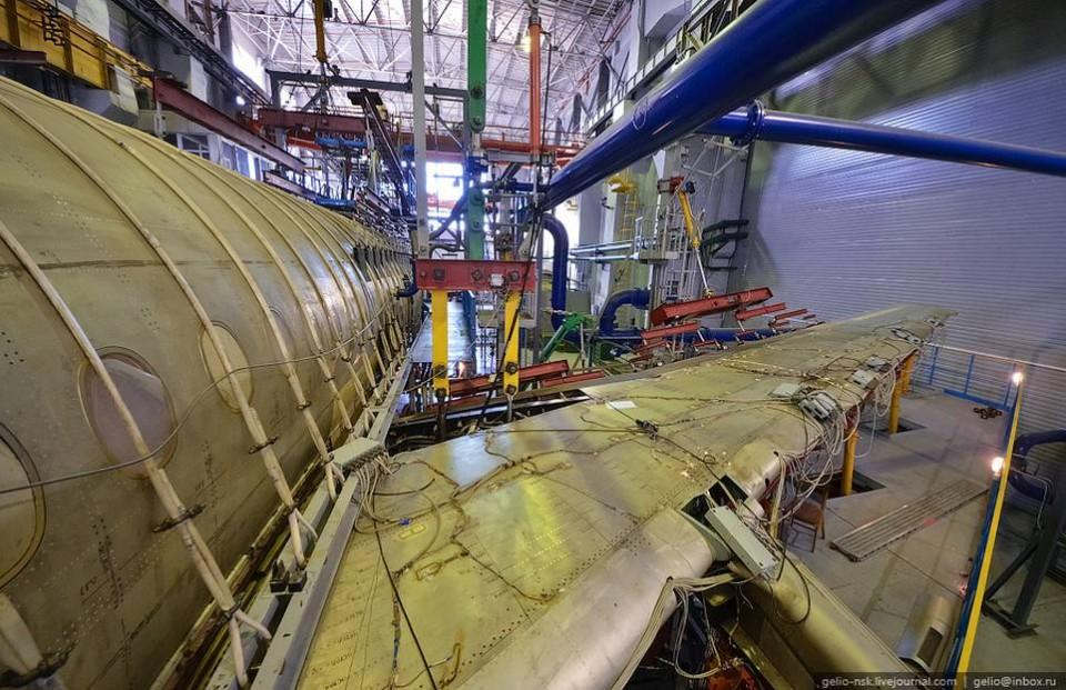 Сибирский научно-исследовательский институт авиации | NewsInPhoto.ru Новости и репортажи в фотографиях (12)