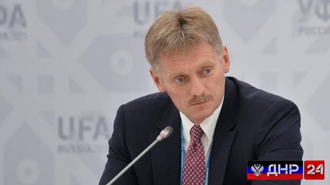 Песков прокомментировал идею Лукашенко взять под контроль границу Донбасса