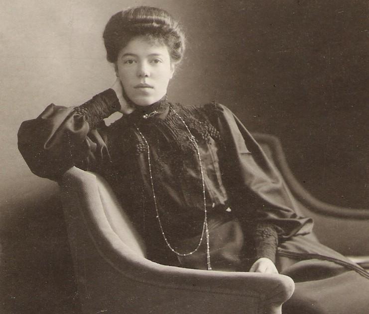 Последняя Великая княгиня — Ольга Александровна Романова