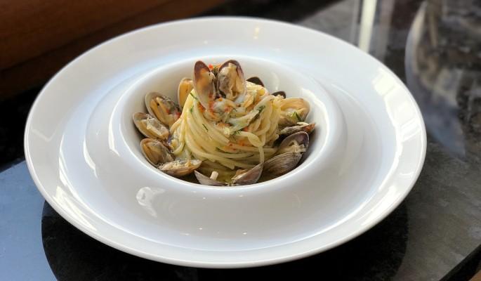Рецепт ремесленных спагетти …