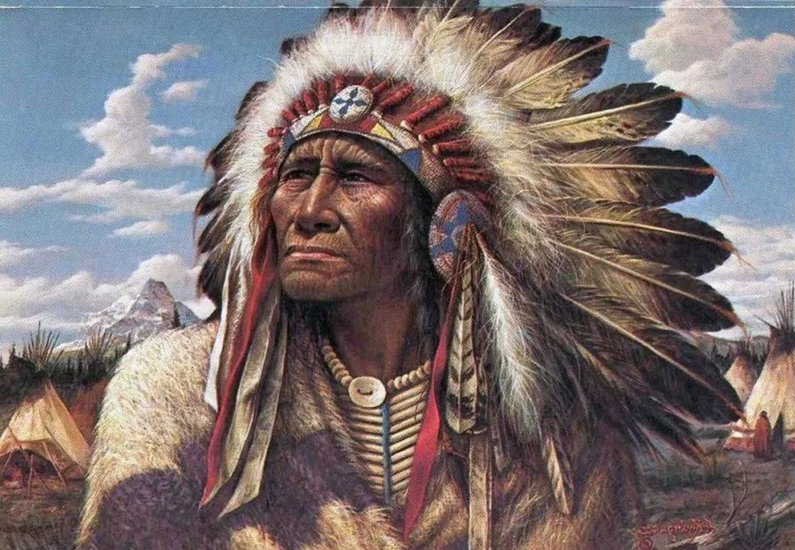 Страшное проклятие индейского вождя Текумсе