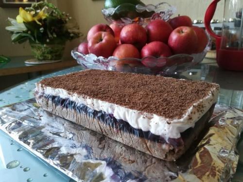 Мы готовим праздничный ПП «Смарт — Торт».
