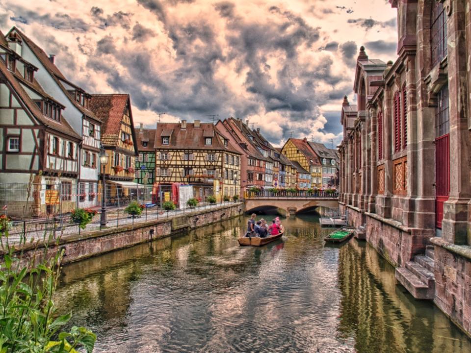 terraoko 20141217320 6 Кольмар   самый очаровательный город во Франции.