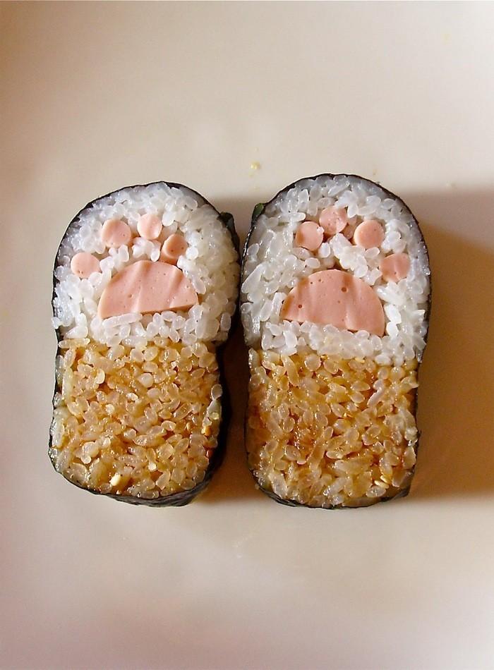 Креативные суши