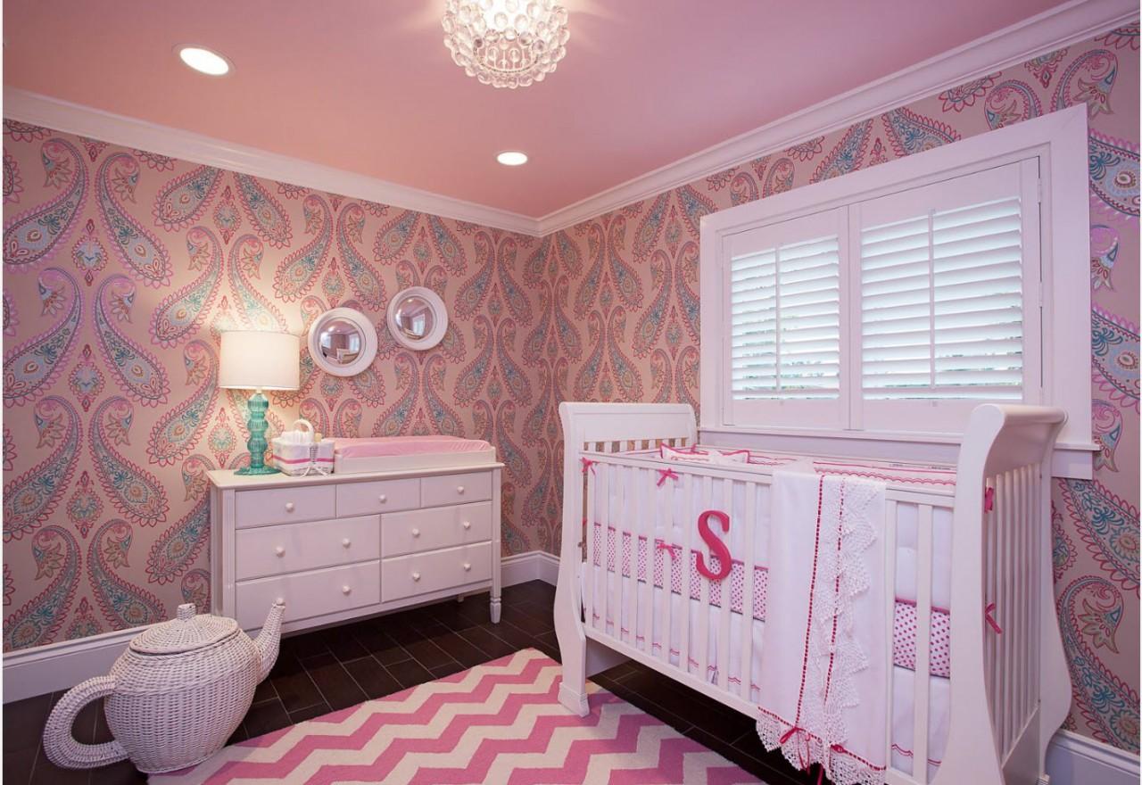 Дизайн девичьей комнаты