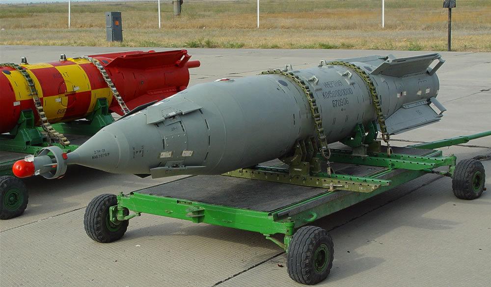Индия приобретает 240 корректируемых авиационных бомб КАБ-1500Л