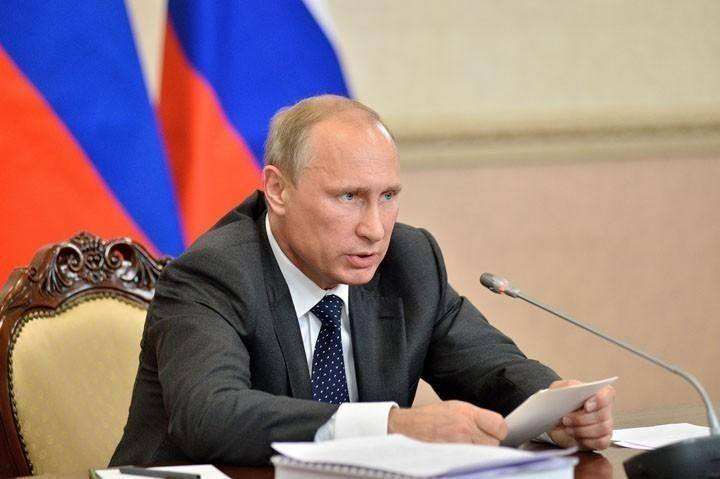 Открытое письмо Владимира Путина к российским избирателям (полный текст)
