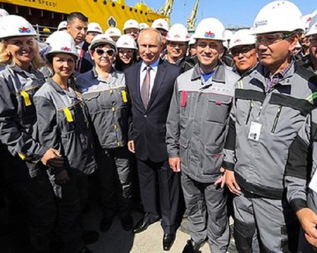 Путин услышал о низкой зарпл…