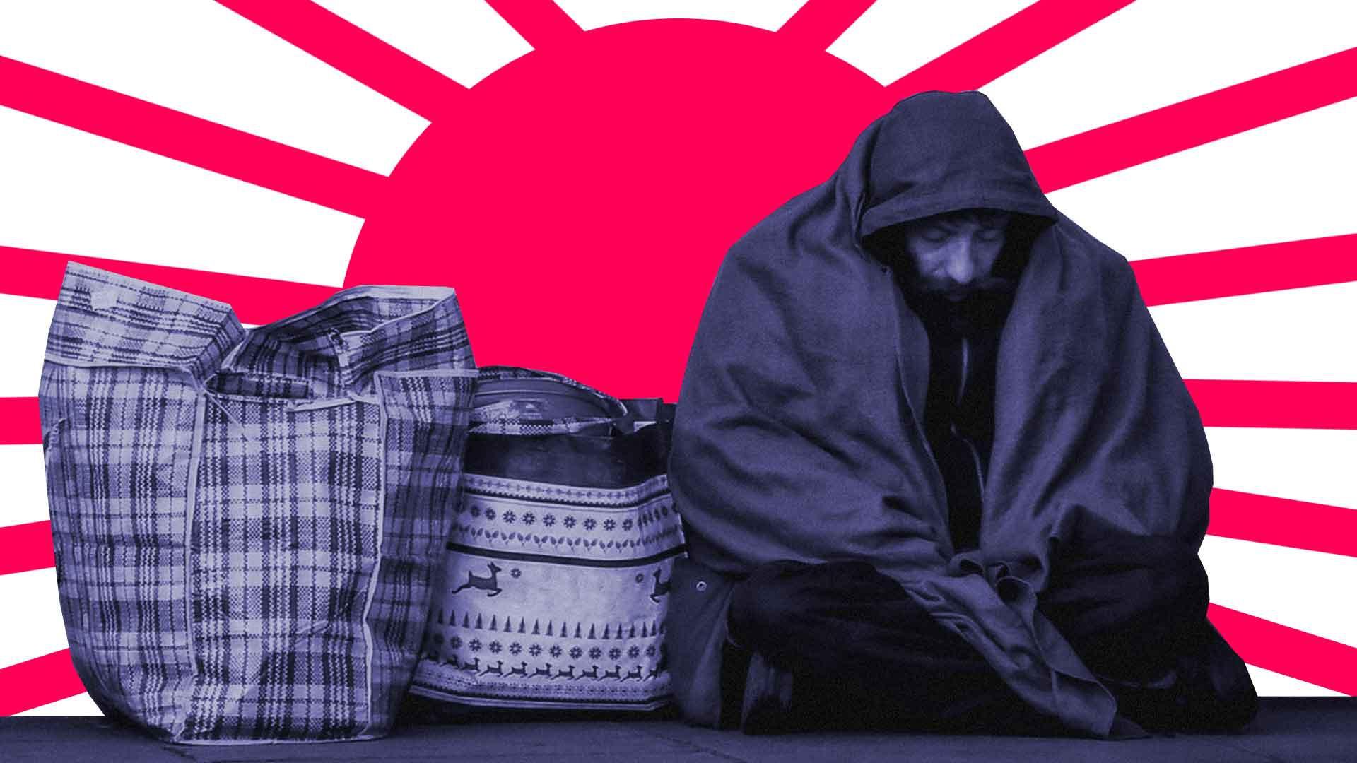 «Угроза голода для бездомных выходит на первый план»