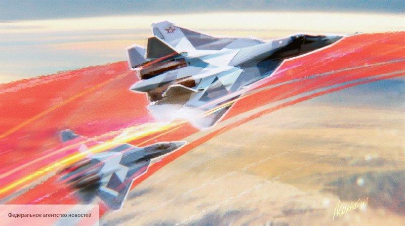 Не исключено, что Су-57 стал…