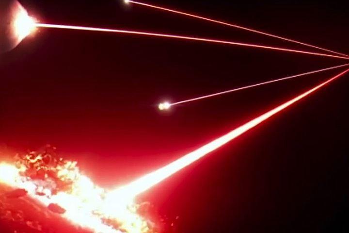 Инопланетяне то ли сигналят с разных сторон, то ли стреляют