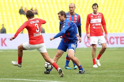 «Матч ТВ» расскажет о футбольной династии Шустиковых