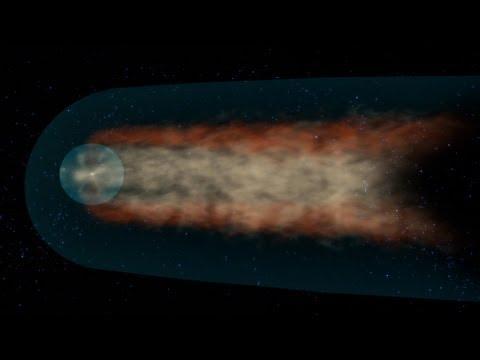 Американские ученые доказали, что у нашей Солнечной системы и обычной кометы есть общие признаки.