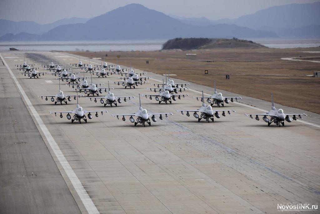 ВВС США покидают ряд баз в Европе, включая и британские