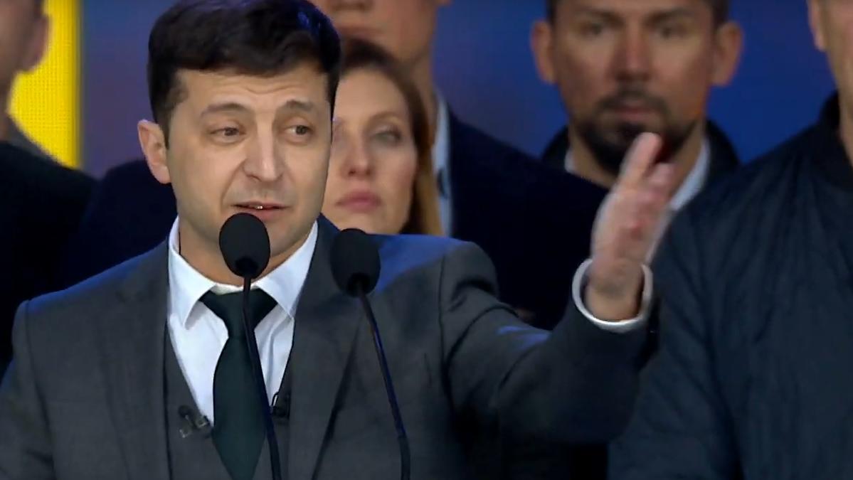 Зеленский намерен уволить Луценко с поста генпрокурора