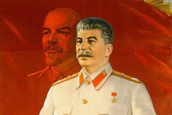 Верните Сталина!