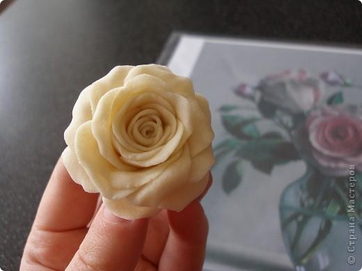 Как сделать цветы из теста соленого своими руками