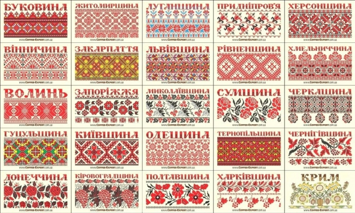 Снова зрада? Самые известные узоры украинской вышиванки придумал француз для Российской империи