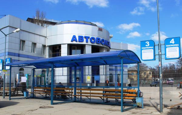 Общественный транспорт Крыма…