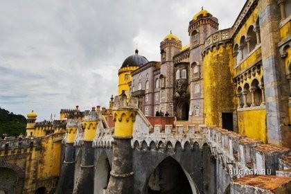 10 cамых захватывающих замков и дворцов