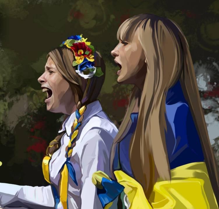 В Киеве прозрели: главный враг Украины не Россия, а «братские» Штаты