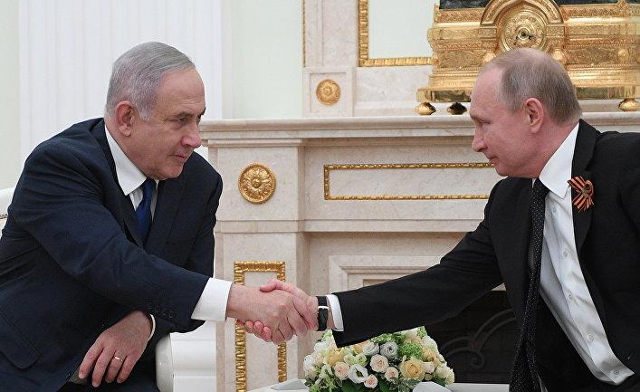Израиль взывает к великодуши…