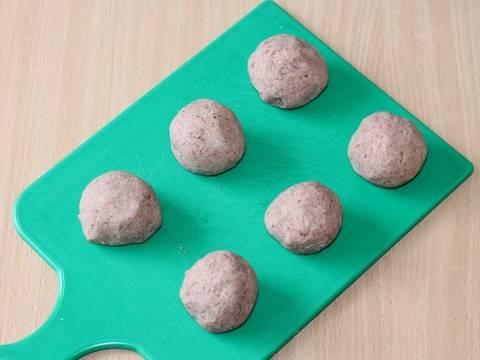 Фасолевые зразы с тыквой и вареным яйцом recipe step 7 photo