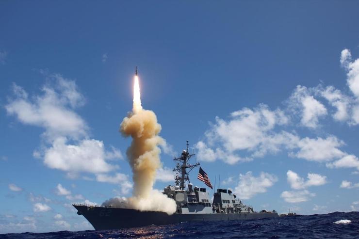 США начали развертывание элементов ПРО морского базирования в Европе