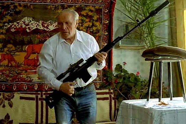 Ворошиловский стрелок (режиссёр, сценарист) Продюссер, актёр, режиссёр, сценарист