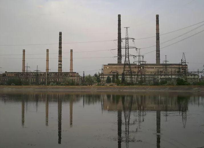 Новости Украины: остановлена работа ещё одной ТЭС