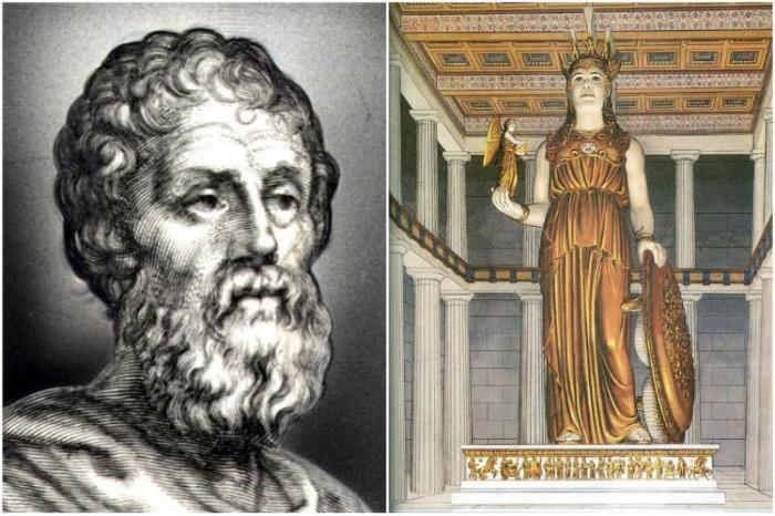 Интересные факты о Парфеноне
