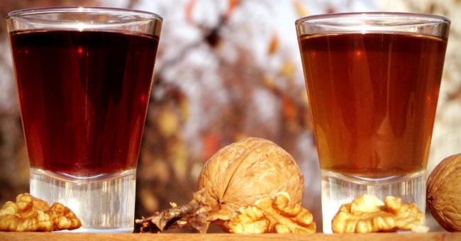 Что лечат перегородки грецких орехов