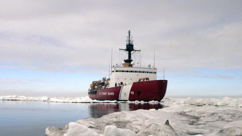 Asia Times: в отличие от США, у России полное право на усиление в Арктике