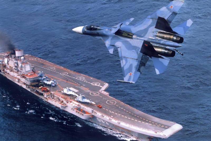 Сирийский опыт будет учтен в программе подготовки летчиков палубной авиации