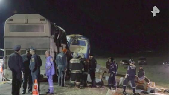 В Воронеже возбудили дело после ДТП с двумя автобусами