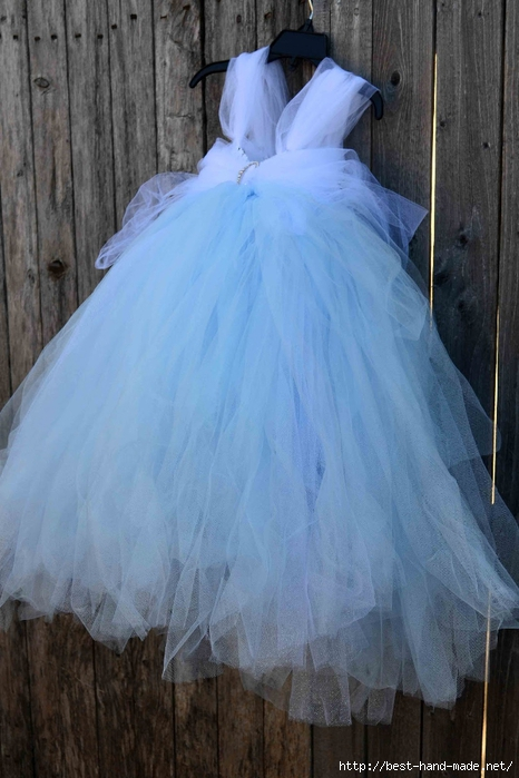 Праздничные наряды для маленьких принцесс за час!