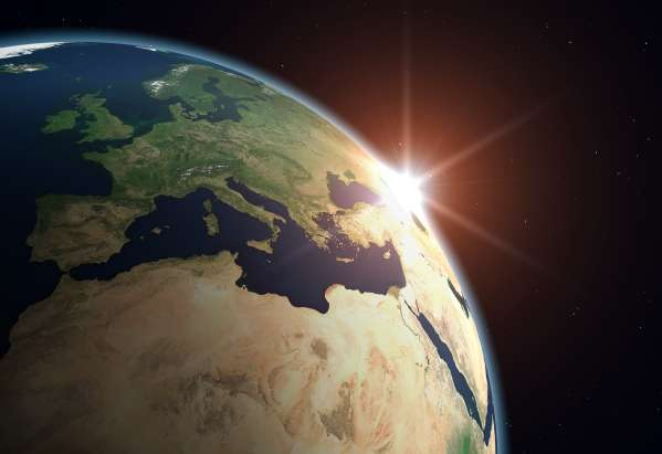 Гипотеза расширения Земли.